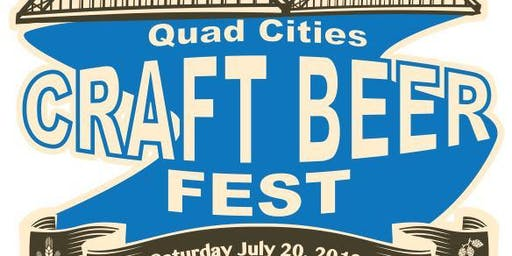 2019 Quad Cities Craft Beer Fest presented by Zimmerman