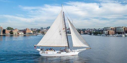 SIGSBEE Downrigging Weekend Sails*, Nov.1-3, 2019