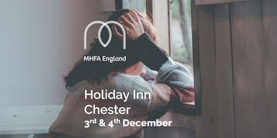 Mental Health First Aid - Chester - ***** Two Day