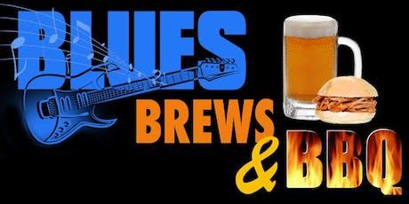 Blues, Brews, & BBQ tickets