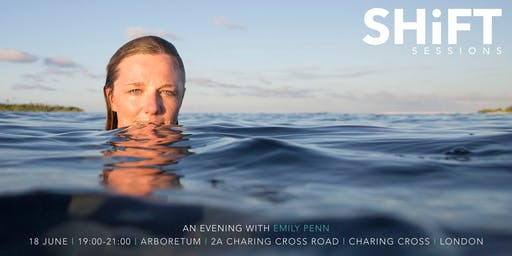SHiFT Sessions: An Evening with Emily Penn