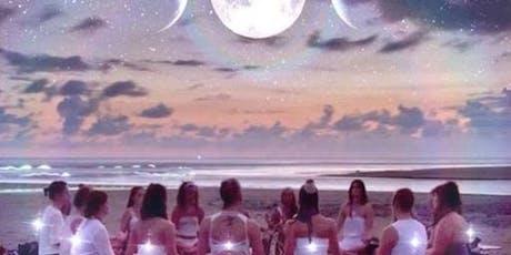 Imersão Movimento Uterativo Sagrado-Jornada Da Mulher Desperta ingressos