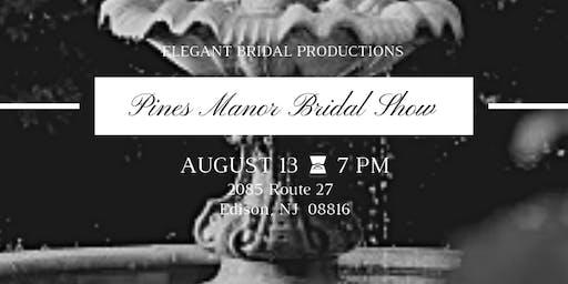 Pines Manor Bridal Show