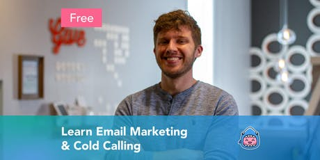 Learn Email Marketing & Cold Calling tickets
