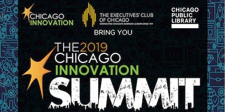 Chicago Innovation Summit 2019 tickets