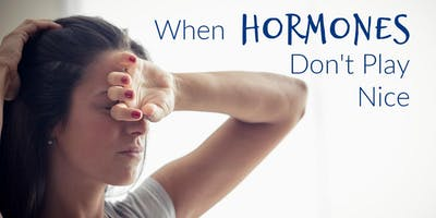 Hormonal Imbalances, Stress, and Fatigue: A Holistic Approach
