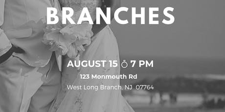 BRANCHES CATERING BRIDAL SHOW tickets
