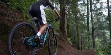 Mountain Biking at Pontiac Lake Recreation Area