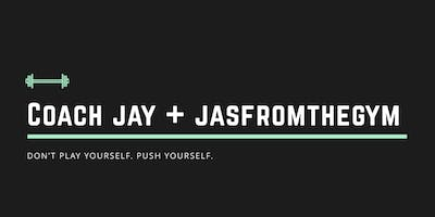 Health/Fitness Workshop with Coach Jay & JasFromTheGym