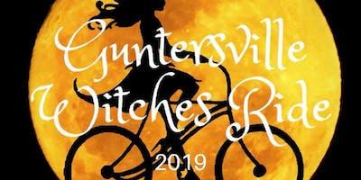 Guntersville Witches Ride & Black Cat Ball