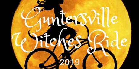 Guntersville Witches Ride & Black Cat Ball  tickets