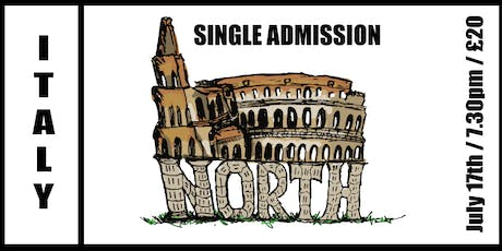 Italy: North tickets