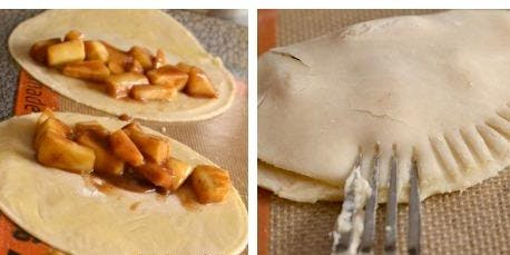 Kids Camp- Apple Hand Pies