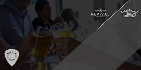 2019 Rock On Beer Dinner (21+) tickets