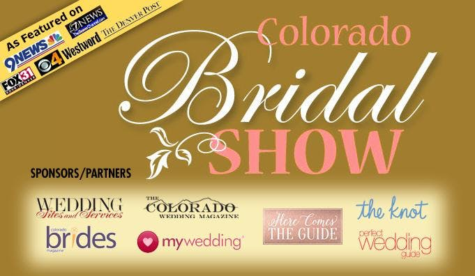 CO BRIDAL SHOW-9-15-19 Colorado Springs Marriott - As Seen on TV!