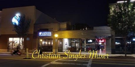Christian Singles Mixer tickets