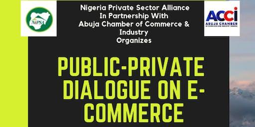Public Private Dialogue on E-commerce