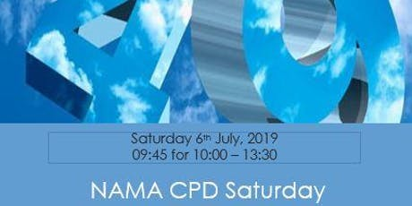 NAMA CPD Saturday - Improving Working Memory and Arithmetic tickets