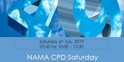 NAMA CPD Saturday - Improving Working Memory and Arithmetic