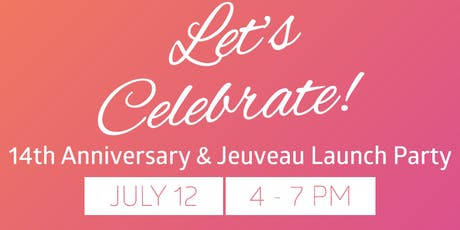 14th Anniversary Celebration! tickets