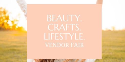 Beauty, Crafts, and Lifestyle Vendor Fair (Wilmington, NC!)