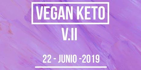 Vegan Keto V.II entradas