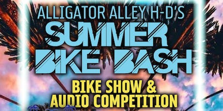 Summer Bike Bash Bike Show & Audio Competition tickets