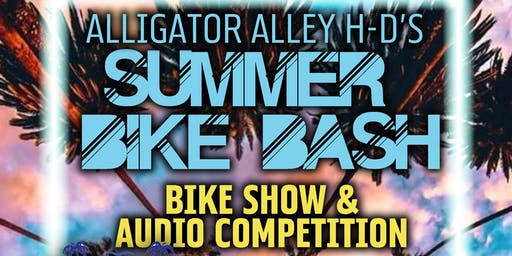 Summer Bike Bash Bike Show & Audio Competition