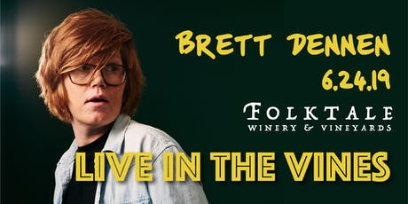 Live in the Vines: Brett Dennen  tickets