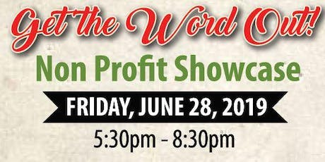 4th Friday on 4th Street Nonprofit Showcase tickets