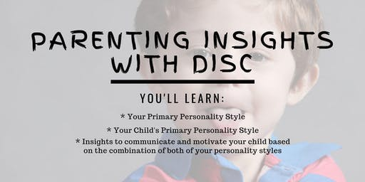 Parenting Insights with DISC