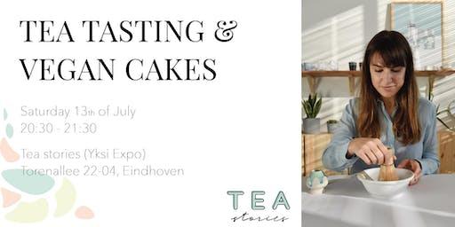 Tea tasting & vegan cakes