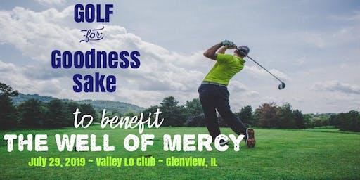 Golf for Goodness Sake!
