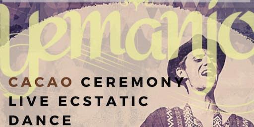 Yemanjo -  Cacao ceremony & Live Music  Dance Event