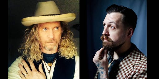 An Evening with Jimbo Mathus & Dr. Sick of The Squirrel Nut Zippers