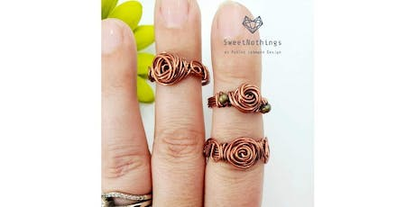 Ring Wire Wrapping Workshop- Memphis tickets