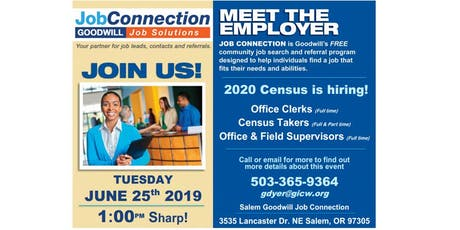 Hiring Event - Salem - 6/25/19 tickets