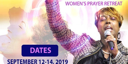 "Women of Faith ""Prayer Retreat"" 2019- I Am Available"