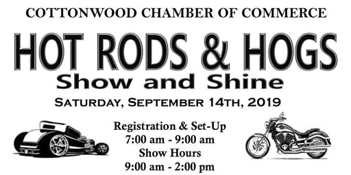 Hot Rods & Hogs Show and Shine