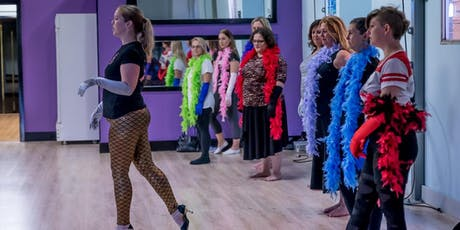 Introduction to Burlesque workshop tickets