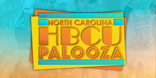 NC HBCU Young Alumni Picnic Weekend