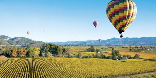 The Lighter Side of Napa presented by Florida Wine Academy