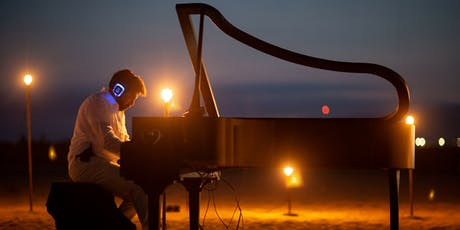 MindTravel Live-to-Headphones 'Silent' Immersive Piano Experience at Santa Monica Beach tickets