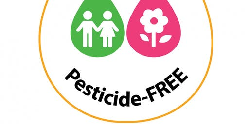 Pesticide Free - We can do it