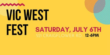 Vic West Fest tickets