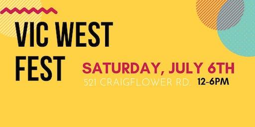 Vic West Fest