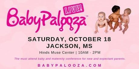 Babypalooza Baby & Maternity Expo - Jackson, MS tickets