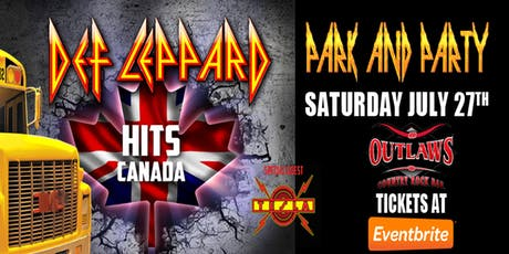 Outlaws Park & Party Def Leppard ft Tesla tickets