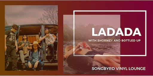 Ladada at Songbyrd Vinyl Lounge