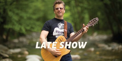 Chad Hollister Solo - Late Show!